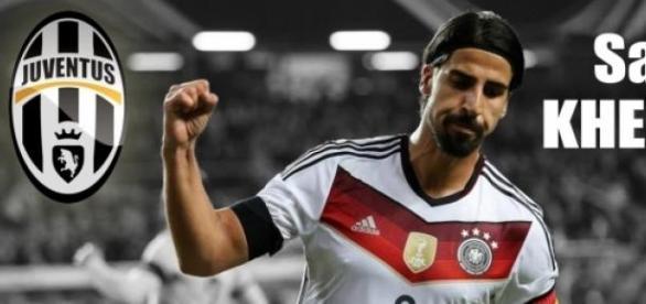 Juventus sorprende con el fichaje de Khedira