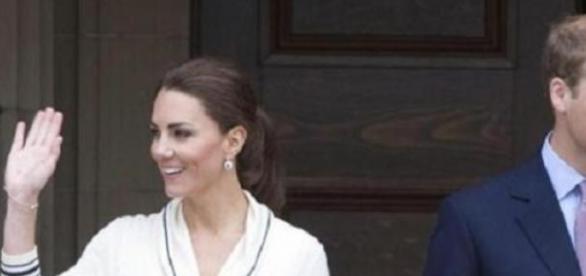 Kate e William em ruptura com esposa de Carlos
