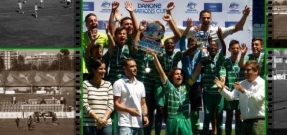 La Danone National Cup 2015