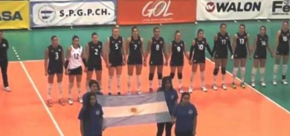 'Las Panteras', previo al encuentro ante Perú