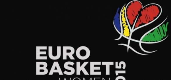 Logo-ul oficial al Eurobasket