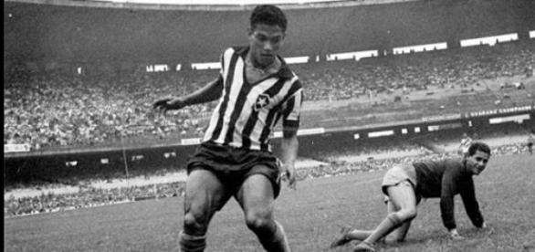 Mané Garrincha no Botafogo