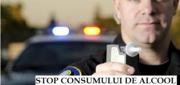 Nu porneşte maşina dacă ai băut