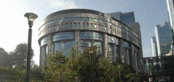 Parlamentul European sediul de la Bruxelles