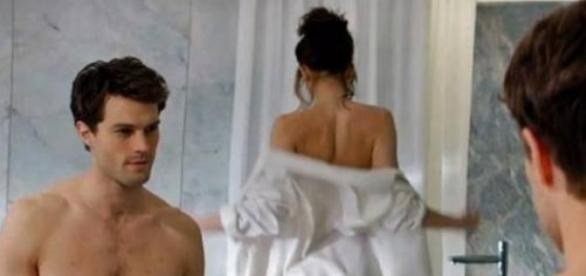 """""""Fifty Shades of Grey"""", februarie 2015"""