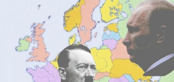 Similitudinile istorice dintre Hitler şi Putin