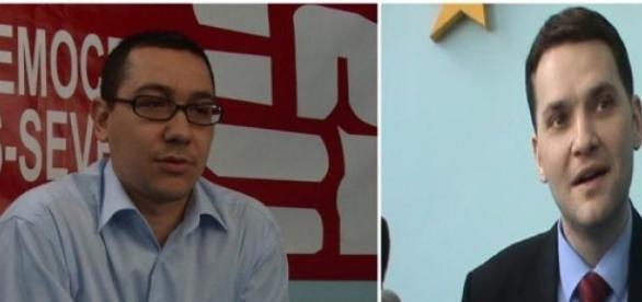 Victor Ponta şi Dan Şova - Miss Penalitate