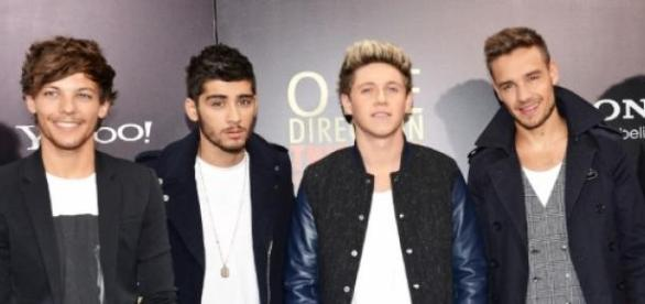 Zayn Malik e os One Direction separaram-se.