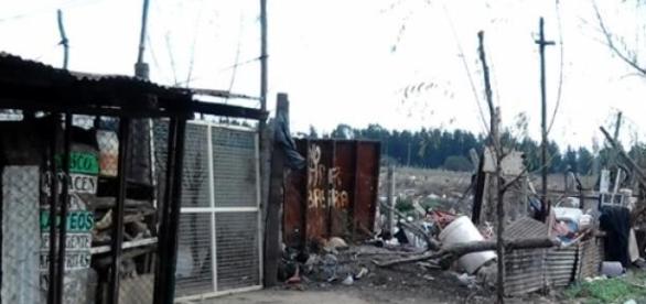 Así se vive la pobreza en Rosario