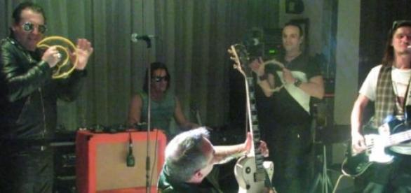Directia 5 concert la Hotel Rogge din Resita