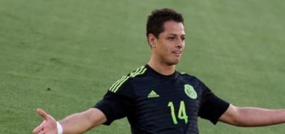 """""""Chicharito"""" Hernández suena fuertemente en la MLS"""