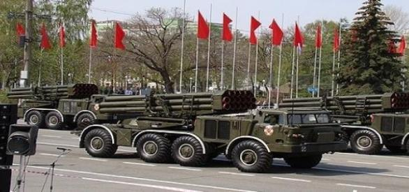 Rusia se pregăteşte de război