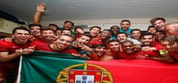 Seleção Portuguesa sub-21 brilhou no Europeu