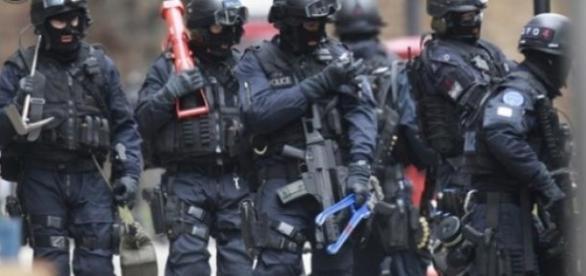 Trupele speciale din Marea Britanie