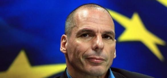 Varufakis, Ministro griego de Economía