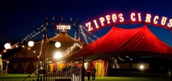 Zippos, a traditional circus.