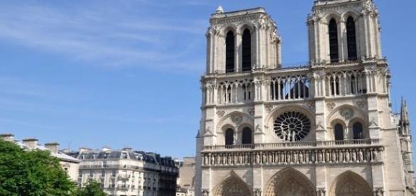 Catedral de Notredame en parís