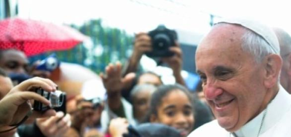 El Papa Francisco, en gira por sudamerica