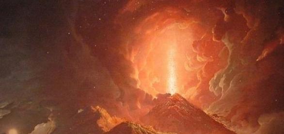 Los volcanes hicieron caer al Imperio Romano