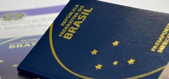 Novo passaporte (Divulgação: Polícia Federal)