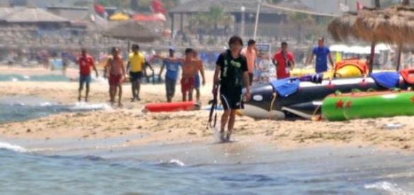 Wakacje w niebezpiecznej Tunezji.
