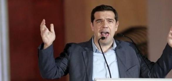 Aleksis Tsipras - czy zakończy kryzys?