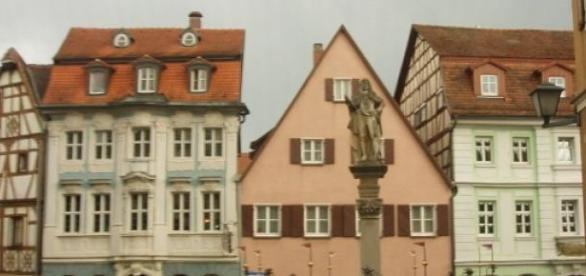 Bad Windsheim liegt im Landkreis Ansbach.