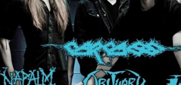 Deathcrusher Tour passa por Corroios em Novembro