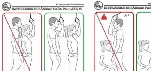 Instrucciones básicas de comportamiento