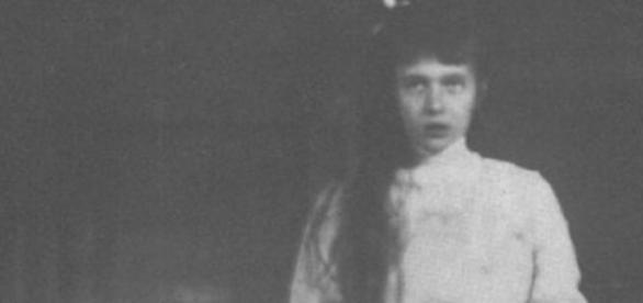 Primeira Selfie da história - Duquesa Anastásia.