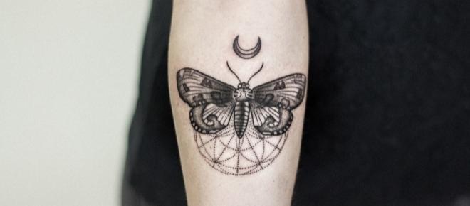 Wspólczesny tatuaż to prawdziwe dzieło sztuki