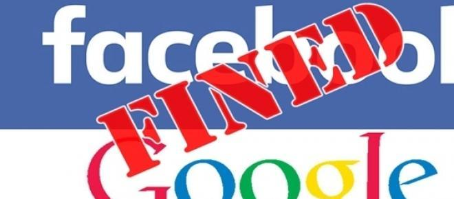 Google and Facebook fined by Brazilian court
