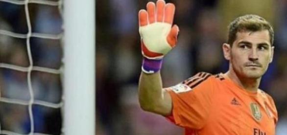 Casillas já deixou o Real Madrid