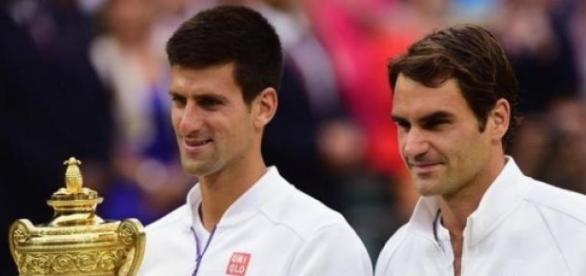 Djokovic volvió a dejar a Federer sin trofeo