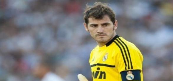 Iker Casillas irá representar o FC Porto.