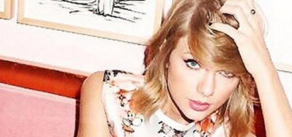 Superstar Taylor Swift, schön wie eh und je.