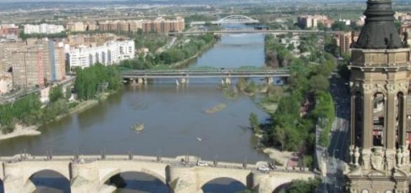 Imagen de la ciudad de Zaragoza