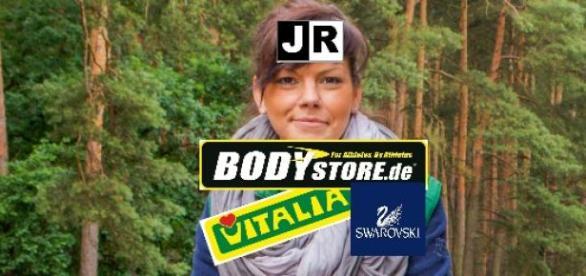 Julica Rickel zeigt gern was und bei wem sie kauft