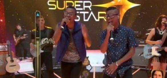 'Lucas e Orelha' são vencedores do 'SuperStar'