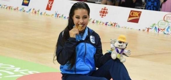 Soler y su oro panamericano