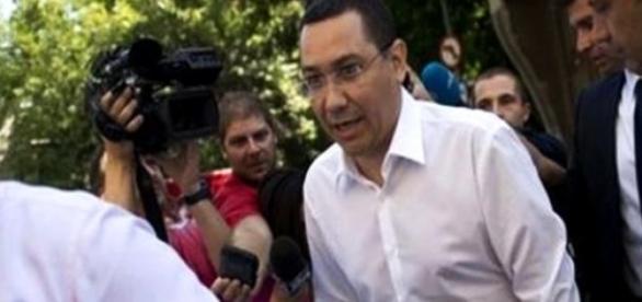 Victor Ponta, subiect de ultimă oră în UK