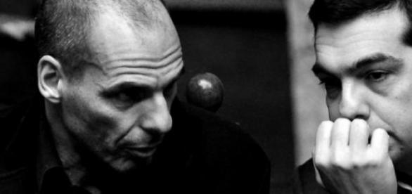Grecia, Yannis Varoufakis e Alexis Tsipras