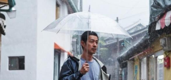Ryo Kase (Mori) dans le film Hill of Freedom