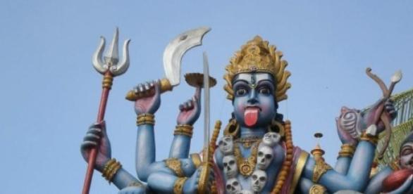 Zeiţa Kal, cea mai temută în pantheonul hindus