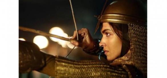 Deepika Padukone charms as Mastani