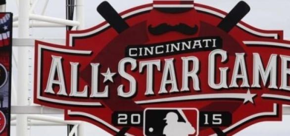El Parque de los Rojos de Cincinnati se lució.