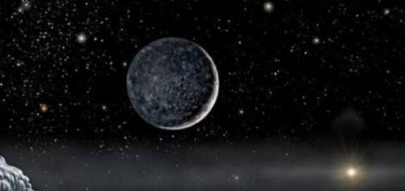 La astronave efectúa transmisiones desde Plutón