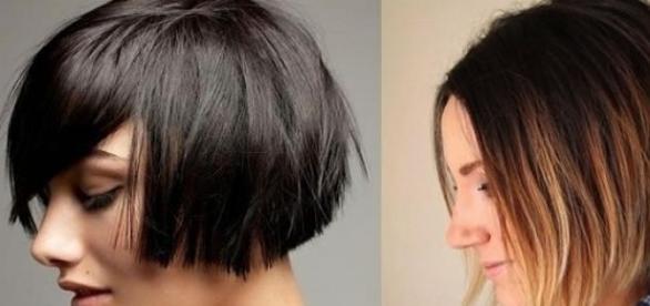 Tagli capelli medi e ricci
