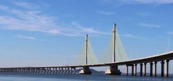 Ponte Anita Garibaldi. Foto: reprodução/Engelplus