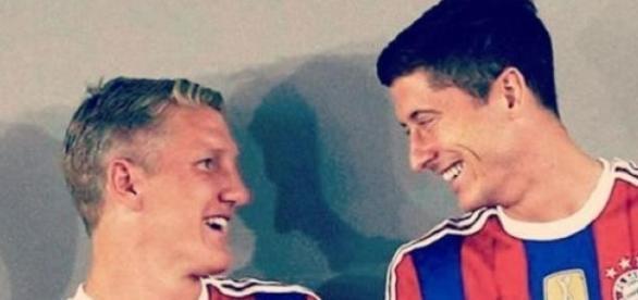 Robert Lewandowski vor Wechsel zu Manchester